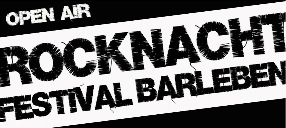 Save the Date:    Rocknacht Barleben 17.07.2020