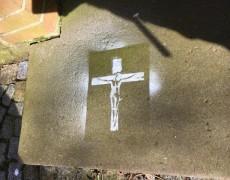 Unser Jugendkreuzweg 2017- Jesus Art
